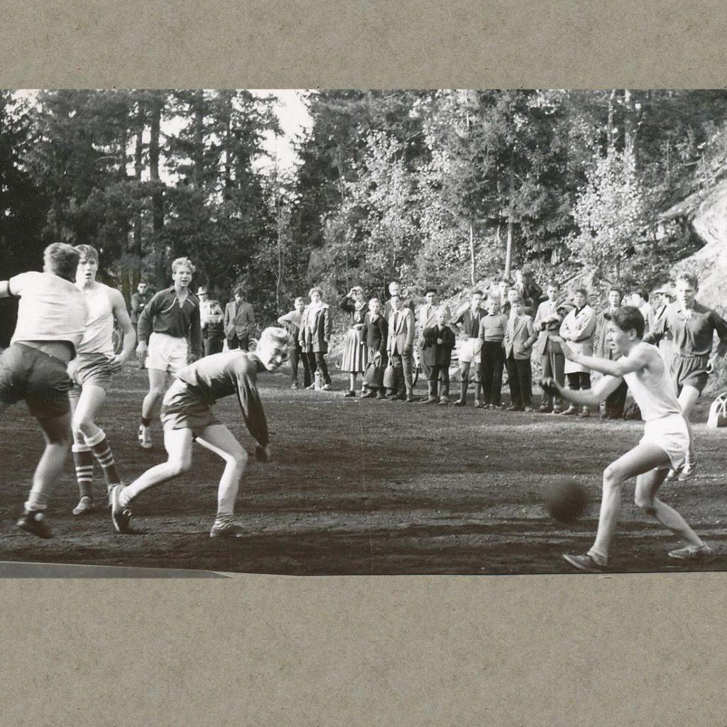 Kamp på Myra 1958
