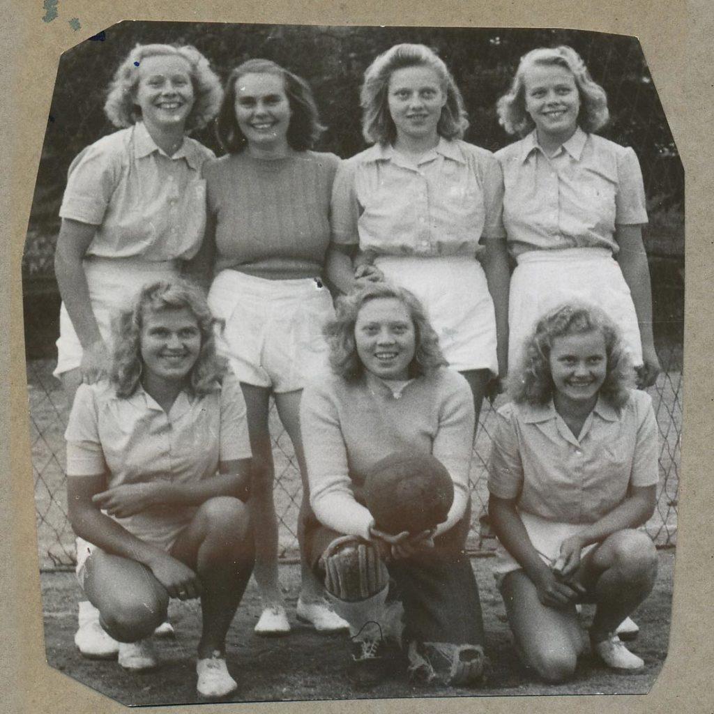 Reistad ILs damelag 1946